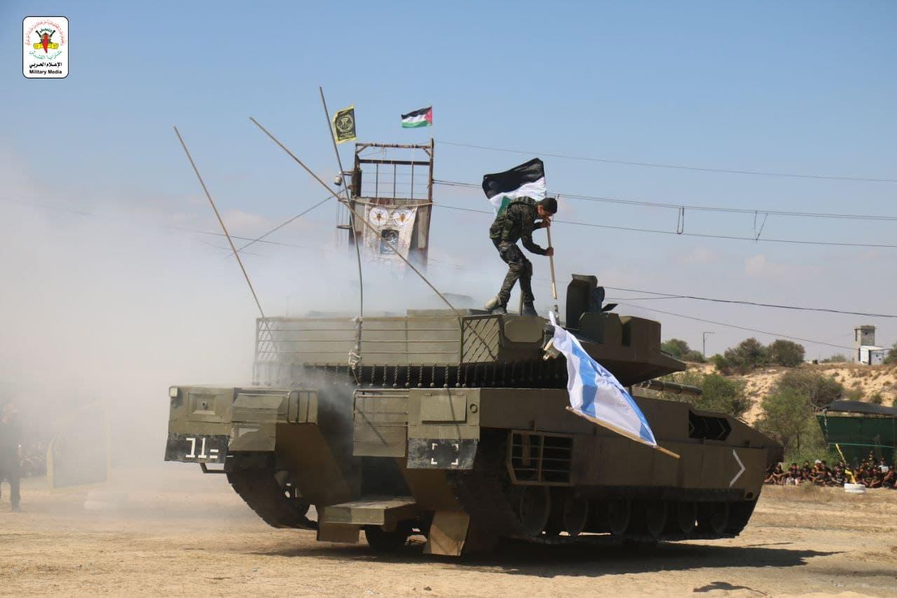 trainingskampen Hamas