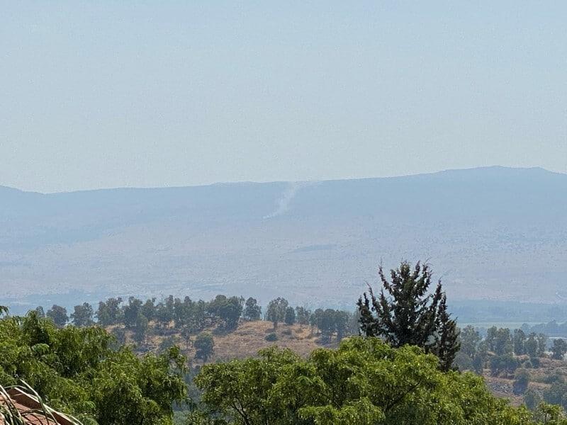 raketten libanon