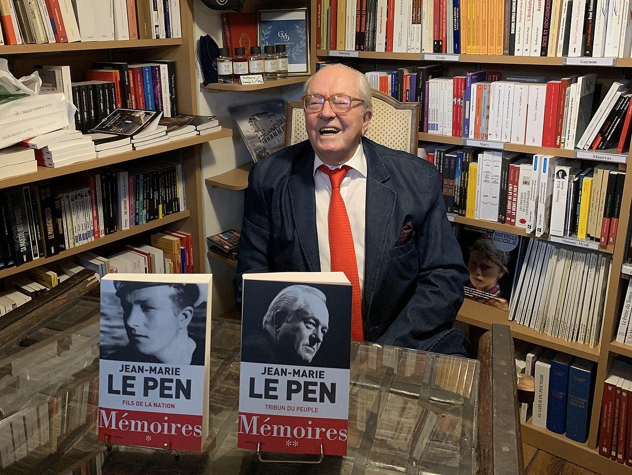 Jean-Marie Le Pen 2019