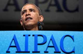 Obama bij AIPAC