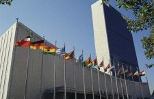 VN NY vlaggen